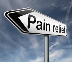 We all aim to reduce pain levels.