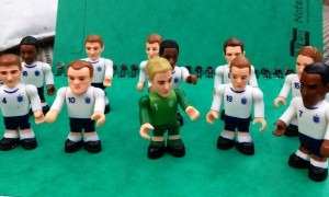 Have you selected your England team yet?